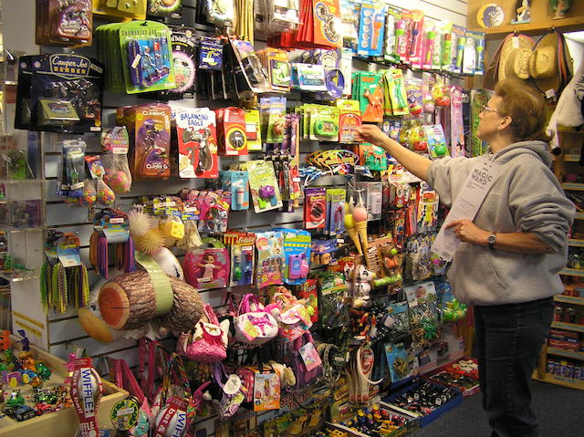 Eagle River Toy Store